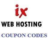IXWebhosting Coupon Codes