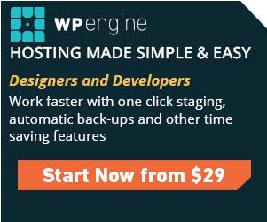 WPEngine Hosting Plans 2015!