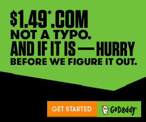 Godaddy Coupon